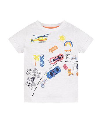 Racing Cars T-Shirt