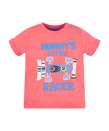 Mothercare Mummy'S Little Racer T-Shirt