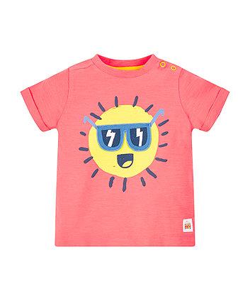 Coral Sunshine T-Shirt