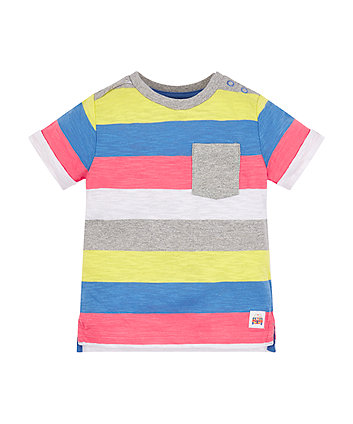 Bright Striped T-Shirt