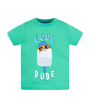 Mothercare Cool Dude T-Shirt