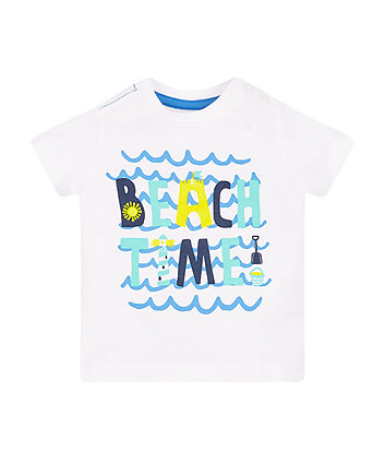 Mothercare Beach Time T-Shirt