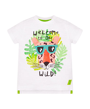 Mothercare Wild Tiger T-Shirt