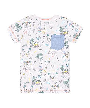 Mothercare Let'S Skate T-Shirt