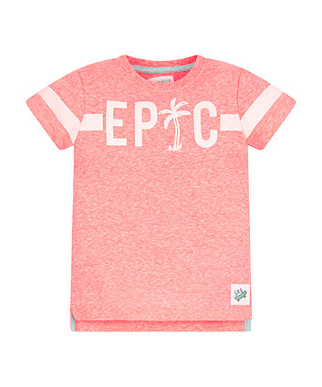 Mothercare Neon Epic T-Shirt