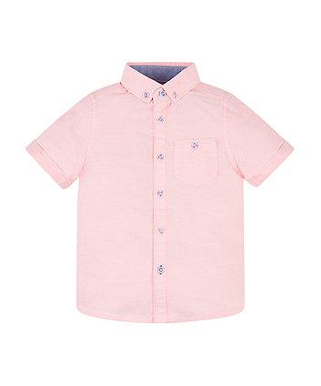 Mothercare Washed Coral Shirt