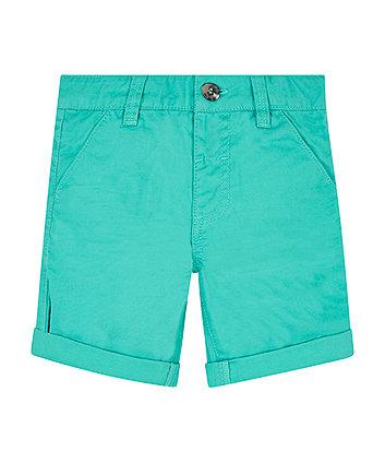 Jade Twill Shorts