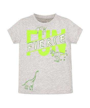Mothercare Fierce Dino T-Shirt
