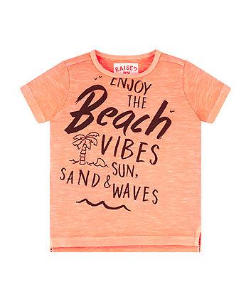 Mothercare Enjoy The Beach T-Shirt