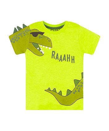 Mothercare Roaring Dinosaur T-Shirt