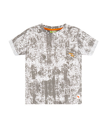Mothercare Grey Khaki T-Shirt