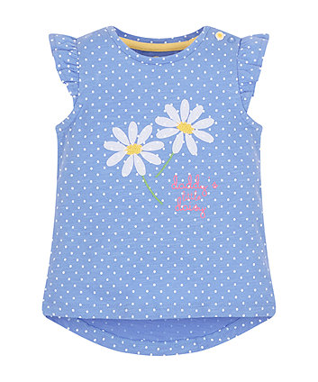 Mothercare Daddy'S Daisy T-Shirt
