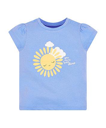 Mothercare Sunshine Smile T-Shirt