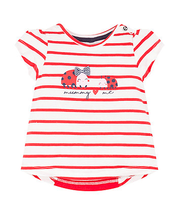 Mothercare Mummy Loves Me T-Shirt