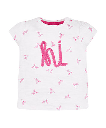 Mothercare Hummingbird Hi T-Shirt