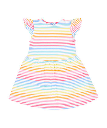 Mothercare Rainbow Tiered Dress