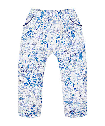 Mothercare Under The Sea Hareem Trousers
