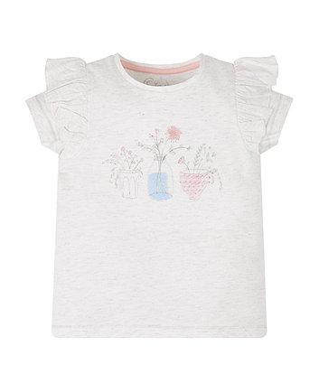 Pink Stripe T-Shirt
