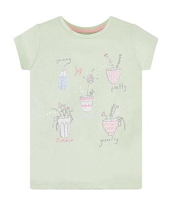 Green Garden T-Shirt