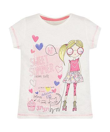 Mothercare Sweet Summer T-Shirt