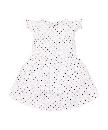 Mothercare Spotty Dress