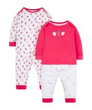 Strawberry Pyjamas - 2 Pack