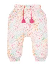 Mothercare Floral Frill Pocket Trousers