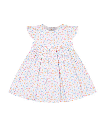 Mothercare Spotty Dress
