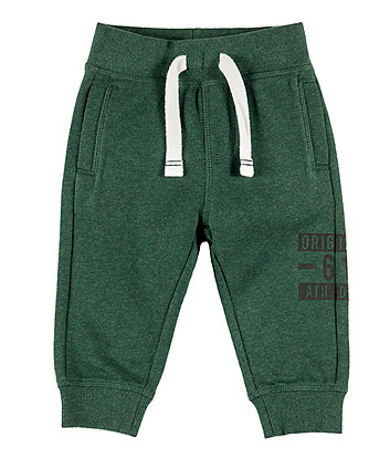 Mothercare Green Original 61 Joggers