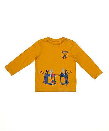 Mustard Toolbelt T-Shirt