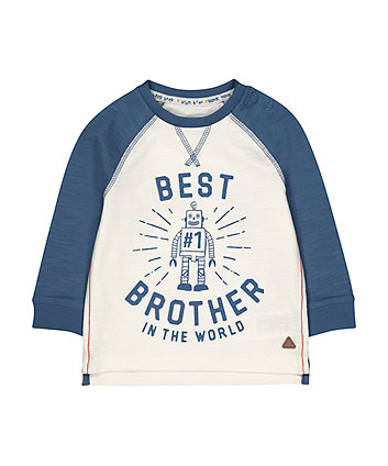 Mothercare Best Brother T-Shirt
