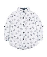 Mothercare Grey Big Cat Shirt