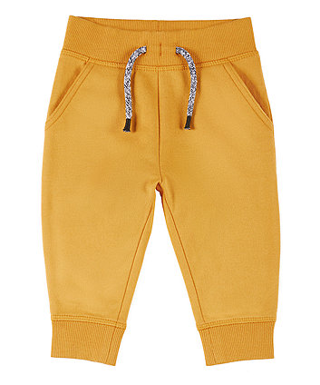 Mothercare Yellow Joggers