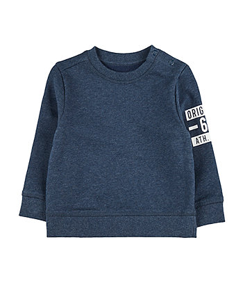Mothercare Original 61 Navy Sweat Top