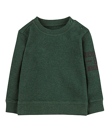 Mothercare Original 61 Green Sweat Top