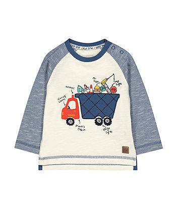 Mothercare Truck T-Shirt