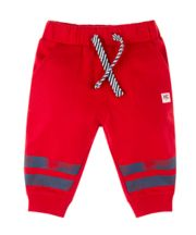 Red Stripe Joggers