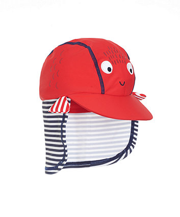 Mothercare Novelty Fish Sunsafe Keppi Hat