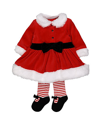 Christmas Mrs Santa Dress Up
