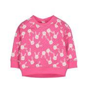 Pink Bunny Sweat Top