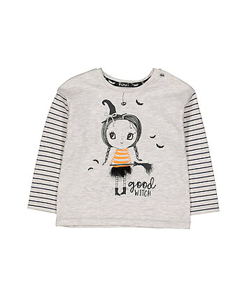 Grey Good Witch T-Shirt