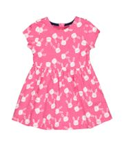 Pink Bunny Dress
