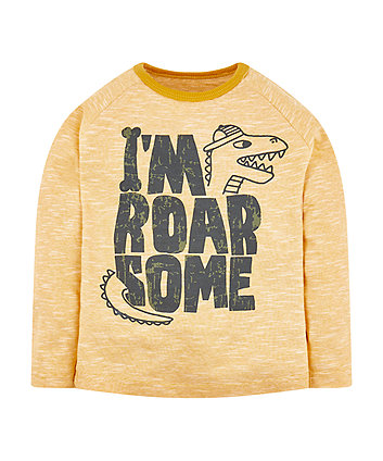 Mothercare I'M Roarsome Dinosaur T-Shirt