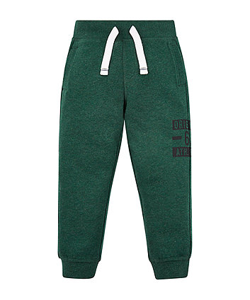 Mothercare Original 61 Green Joggers