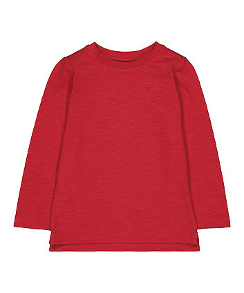 Mothercare Red Car T-Shirt