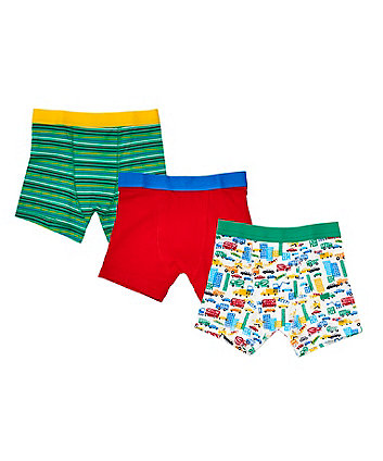 Mothercare Transport Trunks - 3 Pack