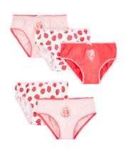 Strawberry Shortcake Briefs - 5 Pack