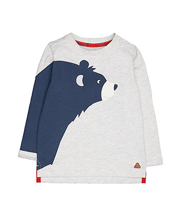 Grey Bear T-Shirt