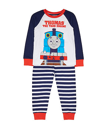 Mothercare Thomas The Tank Engine Pyjamas
