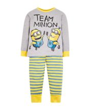Grey Team Minion Pyjamas